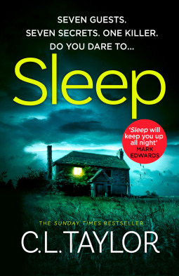 Book review:  Sleep by CL Taylor