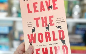 Review:  Leave the World Behind by Rumaan Alam