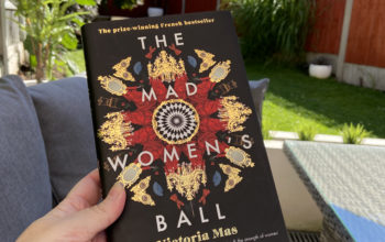 Review:  The Mad Women's Ball by Victoria Mas