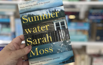 Review:  Summerwater by Sarah Moss