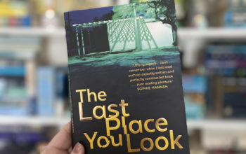 Review:  The Last Place You Look by Kristen Lepionka